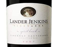 LANDER-JENKINS CABERNET SAUVIGNON 2014