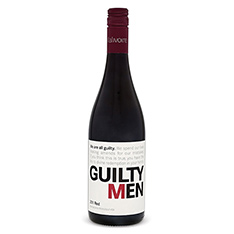 MALIVOIRE GUILTY MEN RED VQA