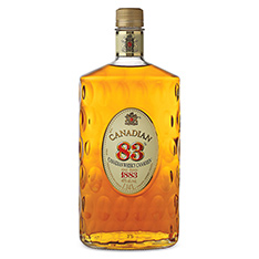SEAGRAM'S 83 WHISKY