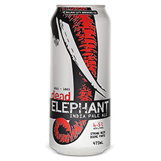 RAILWAY CITY DEAD ELEPHANT ALE