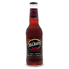 MIKE'S HARD BLACK CHERRY