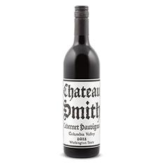 CHATEAU SMITH CABERNET SAUVIGNON 2014