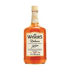WISER'S DELUXE WHISKY
