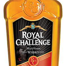 ROYAL CHALLENGE WHISKY (AA IMPEX LTD)