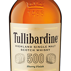 TULLIBARDINE SHERRY 500 FINISH SINGLE MALT