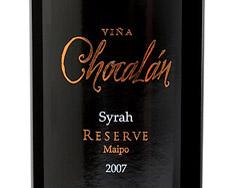 CHOCALÁN ORIGIN GRAN RESERVA SYRAH 2015