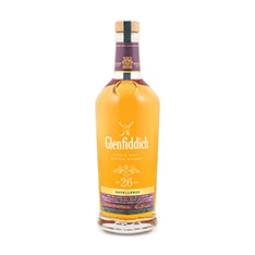 GLENFIDDICH 26 YEARS OLD SINGLE MALT
