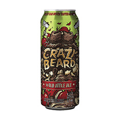 SAGE CRAZY BEARD APPLE ALE