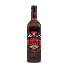 J.P. WISER'S HOPPED CANADIAN WHISKY