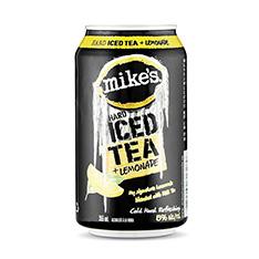 MIKE'S HARD ICE TEA & LEMONADE