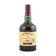 REDBREAST 12YO CASK STRENGTH IRISH WHISKEY