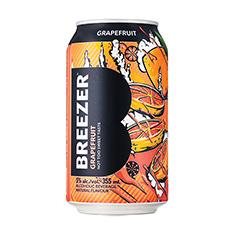BREEZER GRAPEFRUIT