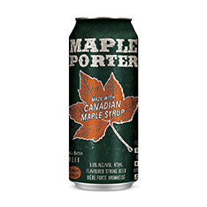 NICKELBROOK MAPLE PORTER