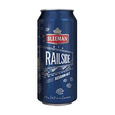 SLEEMAN RAILSIDE SESSION ALE