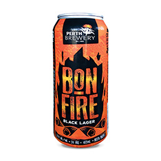 BONFIRE BLACK LAGER