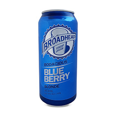 BODACIOUS BLUEBERRY BLONDE