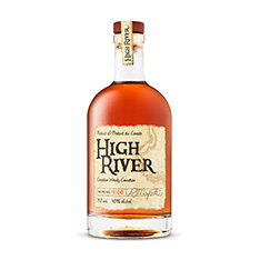 HIGH RIVER CANADIAN WHISKY