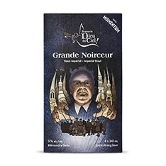 DIEU DU CIEL! GRANDE NOIRCEUR