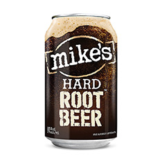 MIKE'S HARD ROOT BEER 6X355ML