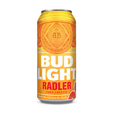 BUD LIGHT RADLER