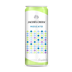 JACOB'S CREEK MOSCATO CAN