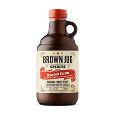 BROWN JUG BOURBON CREAM LIQUEUR