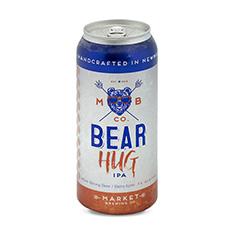 MARKET BREWING BEAR HUG IPA