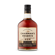 CHAIRMAN'S RESERVE FINEST SAINT LUCIA RUM ORIGINAL