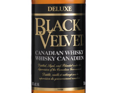 BLACK VELVET WHISKY