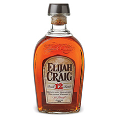 ELIJAH CRAIG 12 YEARS OLD KENTUCKY STRAIGHT BOURBON