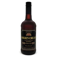 ANDRÈS GOLDEN CREAM APERA