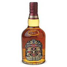 CHIVAS REGAL 12 YEARS OLD SCOTCH WHISKY