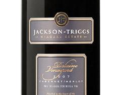 JACKSON-TRIGGS DELAINE VINEYARD CABERNET/MERLOT 2011